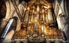 Pipe Organ Wallpapers