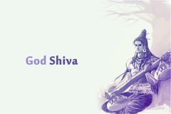 HD Art Image Of Lord Shiva