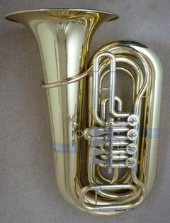 Wessex Pocket Kaiser BBb tuba