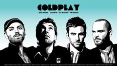 COLDPLAY alternative rock britpop wallpapers