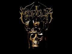 MARDUK black metal heavy hard rock dark skull skulls wallpapers