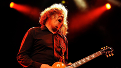 GARY MOORE blues rock heavy metal guitar jazz fusion progressive