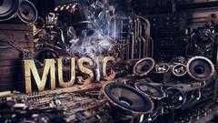 Industrial Music Studio Windows 10 Wallpapers