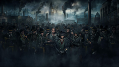 Full HD Wallpapers assassins creed syndicate crowd london industrial