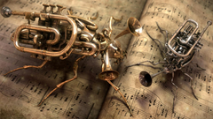 the Instrumental Bugs Wallpaper Instrumental Bugs iPhone