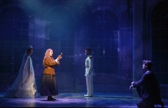 The show must go on with these Broadway wallpapers