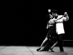 A new level of Argentinian Tango