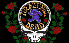 music rock dead Country psychedelic reggae bands roses