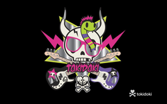 the Rock and Roll Tokidoki Wallpaper Rock and Roll