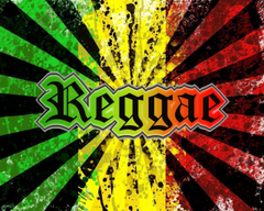 Fonds d Reggae