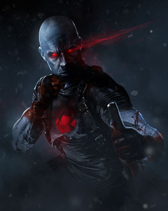Vin Diesel Bloodshot FanArt Wallpaper HD Movies 4K
