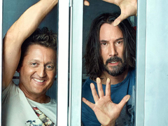 Bill Ted are embarking on a third excellent adventure next year
