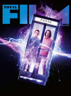 BILL TED FACE THE MUSIC Stars Keanu Reeves And Alex Winter Cover The Latest Issue Of Total Film