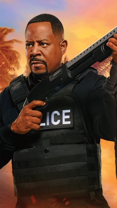 Martin Lawrence In Bad Boys For Life Pure 4K