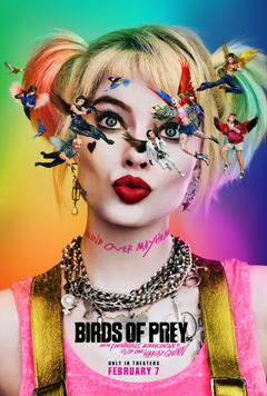 Birds of Prey And the Fantabulous Emancipation of One