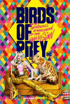 Set Visit Report Margot Robbie Talks Birds Of Prey