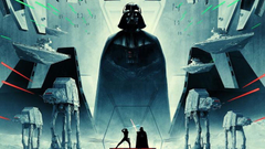 Poster Art for STAR WARS THE EMPIRE STRIKES BACK and Time Capsule Celebrate the 40th Anniversary