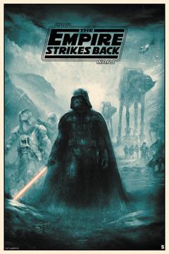 Star Wars Empire Strikes Back by Karl Fitzgerald on ArtStation