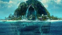 Danger Lurks Below in New Fantasy Island Poster