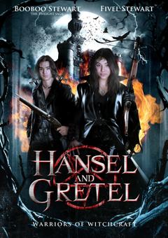 Hansel Gretel Warriors of Witchcraft