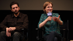 Kelly Reichardt John Magaro Orion Lee on First Cow Cooking