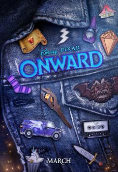 Take a Magical Sneak Peek at Pixar s Onward Soul From D23 Expo