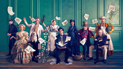 Charming The Personal History of David Copperfield Breathes Life into Classic Dickens Story
