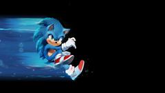 Sonic the Hedgehog Artwork Wallpaper HD Movies 4K