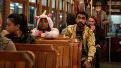 Kumail Nanjiani is finding his way through The Weirds