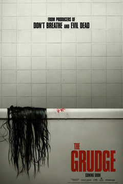 THE GRUDGE Reboot Poster Wants You to be Scared of Hair