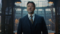 Russell Crowe Will Star in a Road Rage Thriller Called UNHINGED