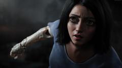 Rosa Salazar In Alita Battle Angel 4k HD Movies 4k Wallpapers