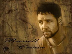 russell crowe wallpapers in movie gladiator