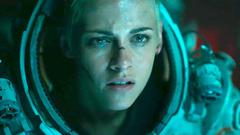 Underwater with Kristen Stewart