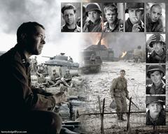 Saving Private Ryan Starring Tom Hanks Tom Sizemore Vin Diesel
