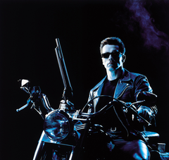 Wallpapers Arnold Schwarzenegger Terminator 2 Judgment Day 4K