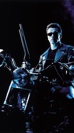 Arnold Schwarzenegger in Terminator 2 Judgment Day 4K Wallpapers