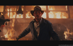 RESTORED IMAGES OF INDIANA JONES RAIDERS OF THE LOST ARK