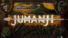 Jumanji Wallpapers Robin Williams Tribute by ProfessorAdagio on