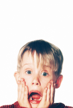 iOS Parallax Wallpapers Home alone