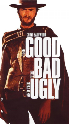 ScreenHeaven Clint Eastwood The Good The Bad And The Ugly desktop