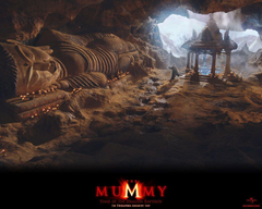 The Mummy Tomb of the Dragon Emperor TheWallpapers