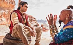 wallpapers Aladdin 2019 promo materials screenshots