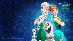 Elsa and Anna image Frozen Fever Wallpapers HD wallpapers and