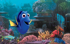 Finding Dory 4K Wallpapers