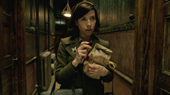 Guillermo del Toro s The Shape of Water illustrates how wallpapers