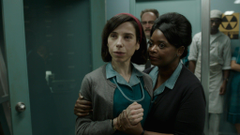 New Image from Guillermo del Toro s The Shape of Water