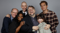 Guillermo del Toro on finally letting the monster get the girl in