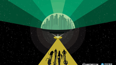 Silhouettes paths wizard of oz artwork cities wallpapers