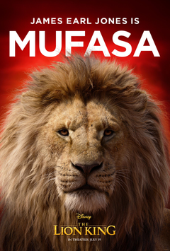 The Lion King posters turns Beyoncé Donald Glover more into animal